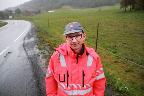 FÅR NY HATT: Børge Steinmo Johnsen blir ny kommunalsjef i Grane kommune 1. oktober.
