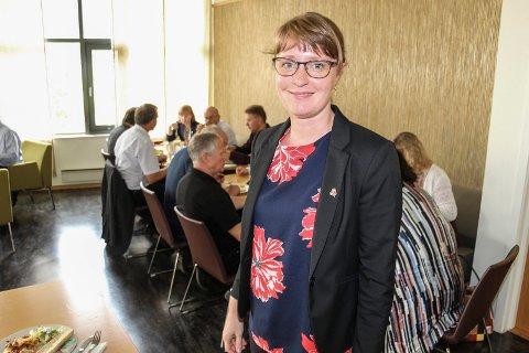 Nominasjonskomiteen i Nordland KrF innstiller Ingelin Noresjø på første plass.