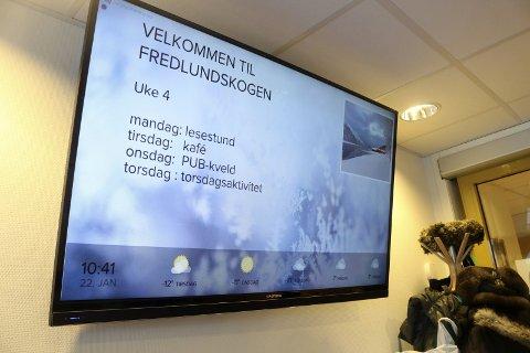 Plan: Fredlundskogen er ei avdeling innen omsorgen for personer med demenssykdommer i Vefsn kommune.
