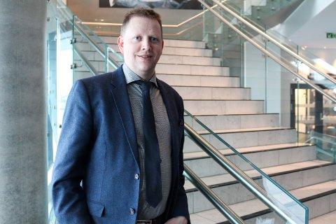 Richard Dagsvik er ny gruppeleder for Frp på fylkestinget.