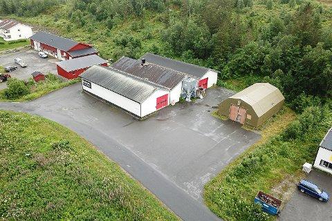 Kvandal Kjøkken i Leirfjord selges.