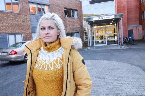 Advarer: Hege Harboe-Sjåvik, kommuneoverlege i Vefsn kommune, fraråder såkalte tradisjonelle julebord i år.