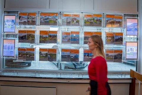 Ved utgangen av september i år hadde Rede Eiendomsmegling omsatt 205 bruktboliger i Hattfjelldal, Grane og Vefsn.