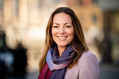 Eli Kristine Årstad er kjedesjef for franchise i DNB Eiendom.
