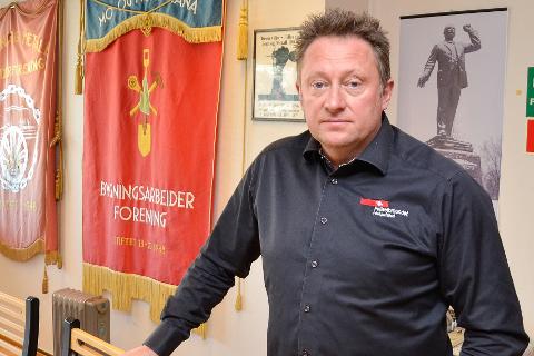 LEDER: Tommy Rannov Nystad er ikke overrasket over funnene på Helgeland. Det er mange useriøse bedrifter..