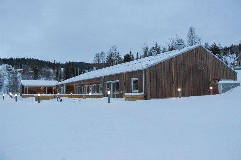 Den nye avlastningsboligen i Hattfjelldal sentrum er nå tatt i bruk.