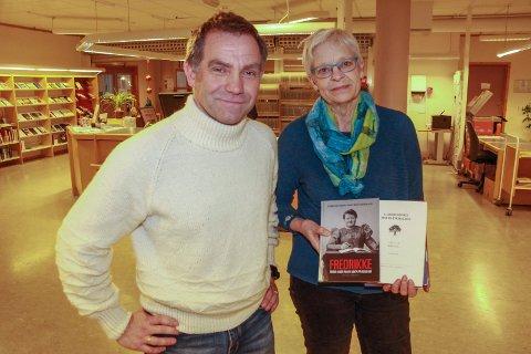 Oskar Fagervik skal snakke om film mens Irene Bergsnev skal introdusere lokale forfattere.