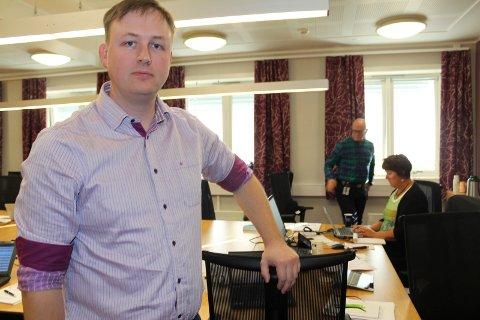 Ap-topp Rune Krutå har åpenbart vinden i ryggen, men det skal avholdes et valg før han kan kalle seg ordfører.