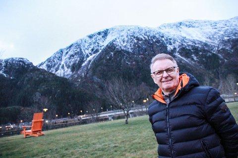 Bjørnar Nyland, Helgelandstrappa