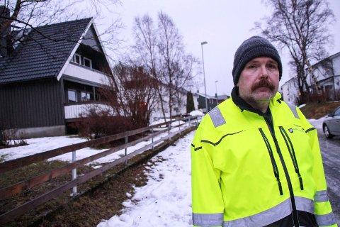 SKATT: Økonomisjef Asle Gammelli i Vefsn kommune rapporterer om 58 millioner kroner inn i kommunekassa i år fra ulike kategorier eiendomsskatt.