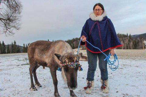 Nå trenger verken Gunhild Nerli eller Pepper å tenke mer på Fylkesmannen i Nordland.