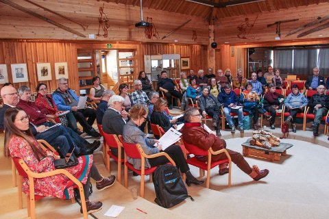 Årets Hattfjelldalskonferanse var en ubetinget suksess og hadde vel 80deltakere.