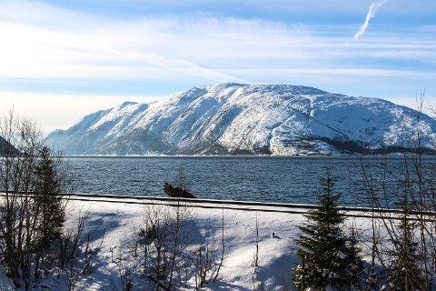 Øyfjellet vinter