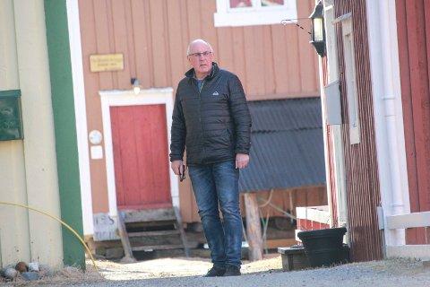 BRA: Konstituert museumsdirektør Asgeir Pettersen gleder seg over det som et tilskudd på inntil en millioner kroner til brannsikringstiltak i byen kronjuvel Sjøgata.