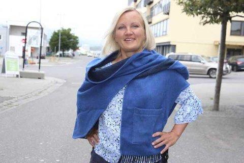 Anita Klette fra Sandnessjøen er en av søkerne til undervisningsstillinger og rådgiver ved Sandnessjøen videregående skole.