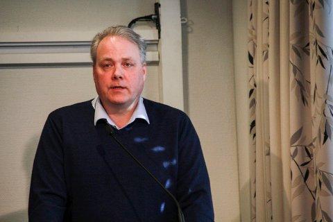 FORSKJELL: Bjørn Larsen (Frp) poengterte at politikerne som regel etterlyser et budsjett når det er snakk om å bevilge såpass mye penger som innpå 200.000 kroner. Han stemte likevel for å bevilge pengene uten at et budsjett lå ved saken.