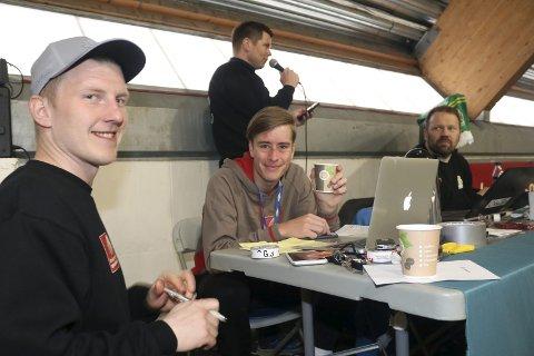 HSB Cup i Mosjøhallen. Arrangør er Olderskog IL. Mathias Aanes, Jon vegard Ladehaug, Pål Vassvik og Øyvind Nordgaard