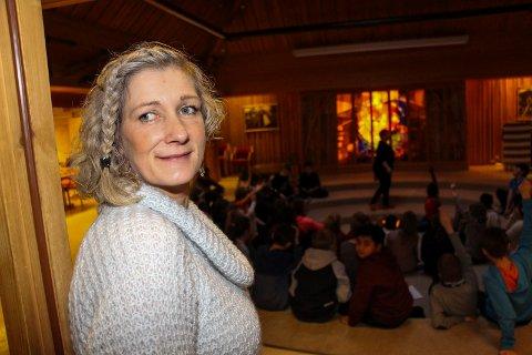 Marianne Kappfjell blir å se på Det Norske Teatret under sommerens Heddadager. .