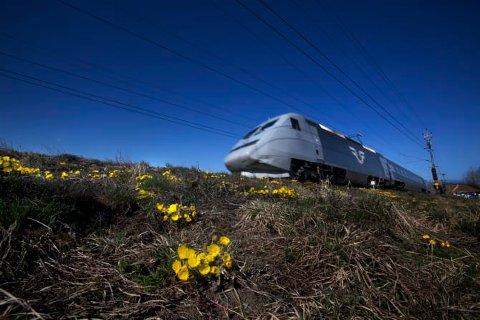 SJ Norge skal drive Nordlandsbanen fra  7.juni neste år og ti og et halvt år framover.