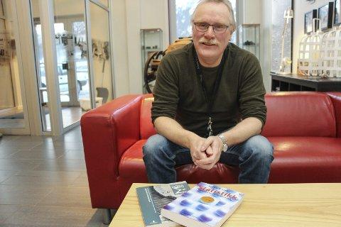 GRASROTOPPRØR: Torger Nilsen har sendt sin protest mot sjakkforbundet til mange sjakklubber. – Jeg har ingenting imot at dette blir et grasrotopprør, sier han. Foto: Per Vikan