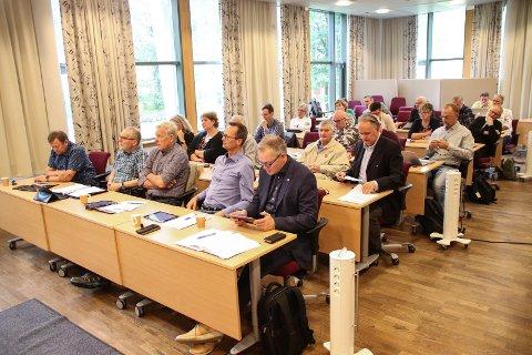 UTSATT: Vefsn kommunestyre har utsatt en sak om innkjøp og drift av en bysykkelordning.