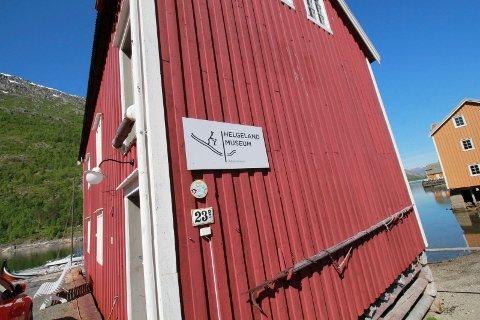 DIREKTØRJAKT: Helgeland Museum søker ny direktør, etter at forhenværende direktør Sten Rino Bonsaksen på kort varsel i vinter sa opp sin stilling. Nå blir det en ny søknadsprosess.