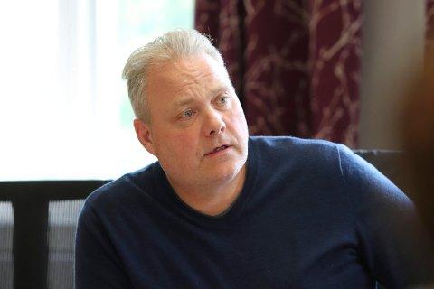KRITISK: Bjørn Larsen (Frp) ønsker ikke at Vefsn kommune i anbudsprosesser skal stille omsetningskrav til entreprenører.