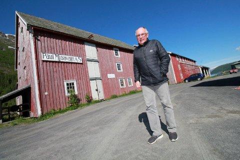 OMFATTENDE: Konstituert museumsdirektør Asgeir Pettersen sier at reguleringsplanarbeidet er omfattende og kan ta et års tid. Han gleder seg over at en fagkonsulent er på plass