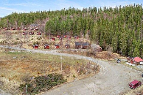 Storforsen camping er til salgs for 1 million kroner.