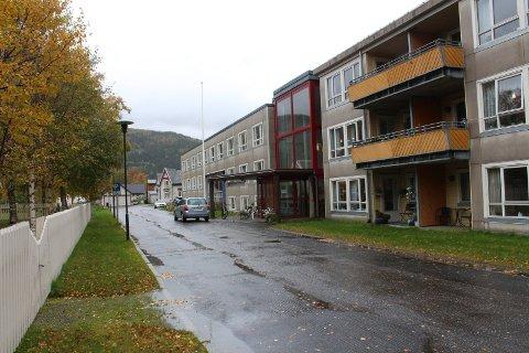BORT: Vefsn kommunestyre har sagt ja til å fjerne inntil 36 sykehjemsplasser fra Parken bo- og servicesenter i Mosjøen sentrum.