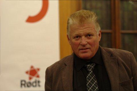 Per-Gunnar Skotåm, Fylkestingsrepresentant for Rødt