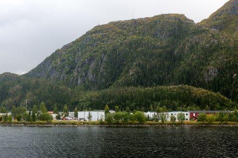 Industriområdet på Øya er blant stedene hvor det er blitt gitt tillatelse til å bygge garasje og lagerbygg.