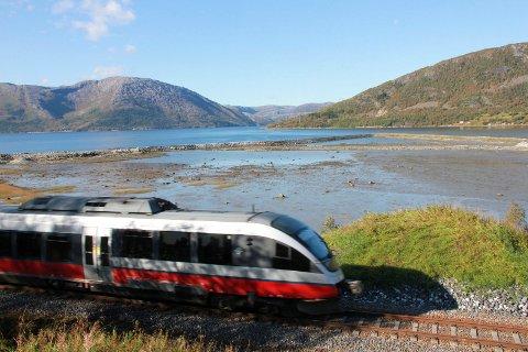 SNART: Om noen dager kommer alle tog på Nordlandsbanen til å være i rute igjen.