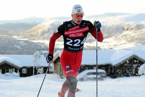 Jesper Abelsen Andreassen er både spent og forventningsfull før helgas U 23-NM i langrenn på Lygna.