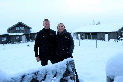 Blåfjell Hundesenter, som drives av Eva Bjørhusdal og Ronny Daleng har fått tilsagn om 75.000 kroner fra MON og Vefsn næringsfond for å drive utvikling på senteret.