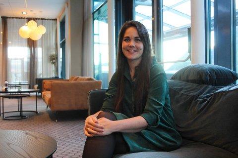 Trine Fagervik, fylkesleder for Senterpartiet er en av flere i Senterpartiet som nå avgir uttalelse om våpenregistersaken.