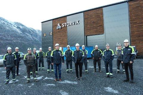 STØTTE: Enova støtter Storvik AS med 1,7 millioner til et pilotprosjekt innenfor aluminiumsproduksjon. Det skal gjennomføres ved Alcoa Mosjøen.