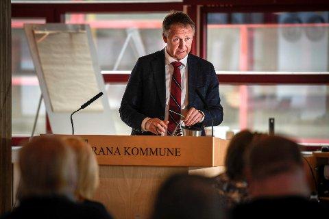 Å kjøpe tjenester hos Helgeland krisesenter i Mosjøen, er en mulighet som undersøkes, orienterte rådmann Robert Pettersen Rana kommunestyre