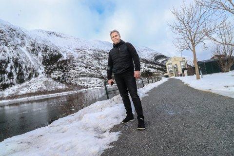 SAMMENSLÅING: Terje Røren Johansen og Helgeland Opplevelser slår seg sammen med Adventure Vega og blir Adventure Helgeland.
