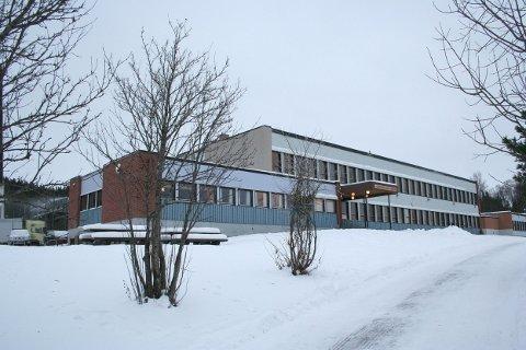 ELEVER: Denne skolen vil ganske sikkert ha elever i mange år framover.