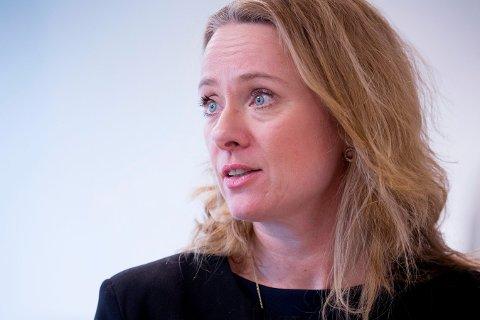 TIL MOSJØEN: Anniken Hauglie er én av dem som skal delta på konferansen i Mosjøen.