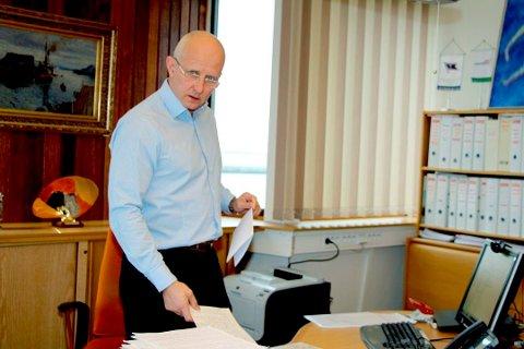 KONSERNSJEF: Brynjar Forbergskog startet som økonomisjef og har de siste 15 årene vært konsernsjef i Torghatten ASA. Samtidig har han og familien kjøpt seg opp i selskapet. Det kan nå gi en pensjon de færreste kan drømme om.