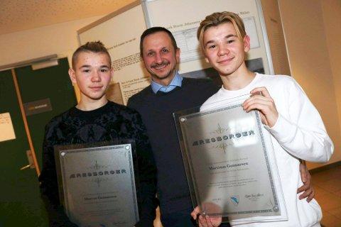 Kjell-Erik Gunnarsen, manager og pappa til Marcus og Martinus Gunnarsen, er den i Grane som tjente mest i 2019.