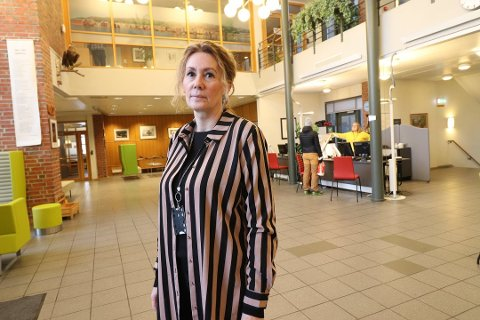 Trine Fåkvam, kommunalsjef for oppvekst og kultur i Vefsn.