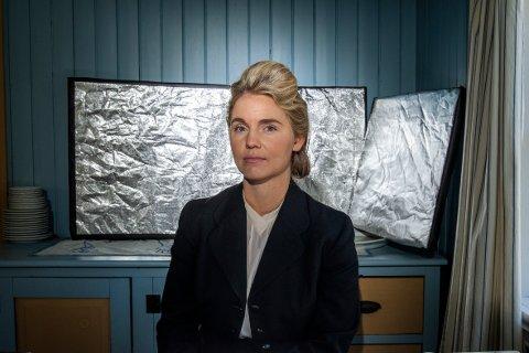 """Hovedrolle: Det er Julie Christensen Valla som skal spille hovedrollen som Liv Grannes i """"Nordlands Jeanne d'Arc""""."""