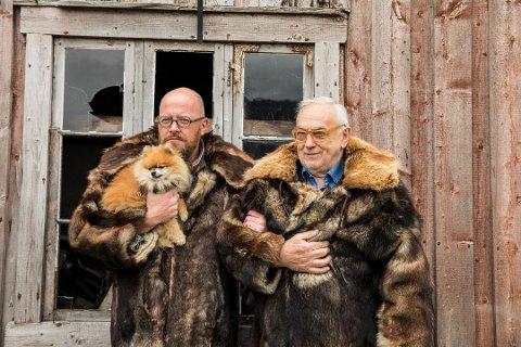 Arktisk Mat samler stjernekokker fra hele verden i Mosjøen på høsten, og i 2019 var blant annet  Paul Cunningham (t.v.) og Pierre Koffmann på plass. Nå er årets festival avlyst.
