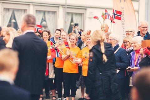 STORT BEHOV: Festspillene Helgeland har et stort behov for frivillige til årets festival.