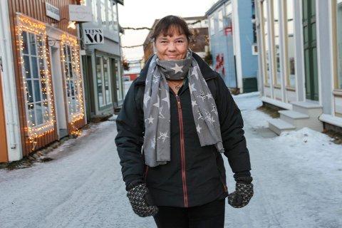 """Hanne Dyveke Søttar karakteriserer svaret på rovdyrspørsmålet som """"ganske tamt""""."""