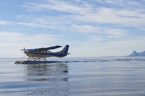 Saltenfly Bodø AS og Fru Haugans Hotel i Mosjøen inngår et samarbeid som gjør det mulig å dra på sightseeing eller bli transportert fra hotellet i Mosjøen med sjøfly.