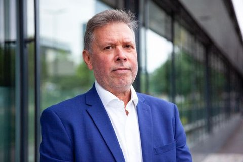 Forbundsleder i Yrkestrafikkforbundet Jim Klungnes.